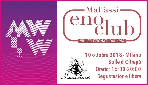 Bolle d'Oltrepò in degustazione(Milano Wine Week)