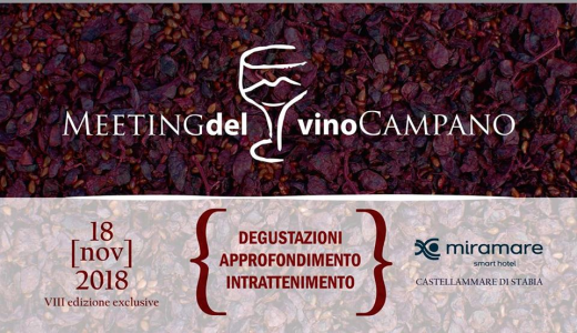 Meeting del Vino Campano 2018