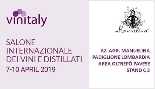Vinitaly 2019 (Verona, 7-10 aprile)