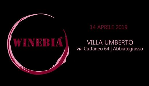 Winebià (Abbiategrasso, 14/04/2019)