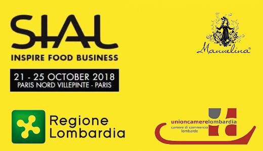 SIAL Parigi - Cena di promozione food Lombardia (22/10/2018)