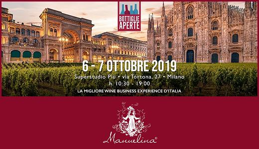 Bottiglie Aperte (Milano, 6-7 ottobre 2019)