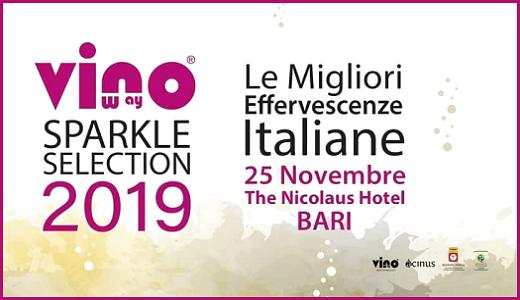 Vinoway Sparkle Selection (Bari, 25/11/2019)